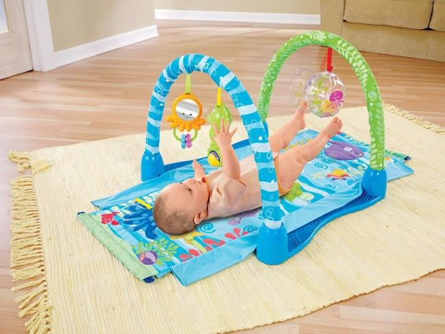 3 bài tập phát triển thể lực cho trẻ sơ sinh bố mẹ không nên bỏ qua - Ảnh 2