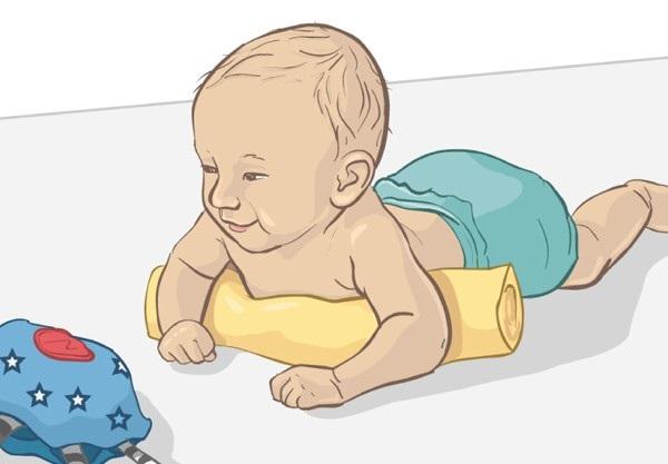 3 bài tập phát triển thể lực cho trẻ sơ sinh bố mẹ không nên bỏ qua - Ảnh 3