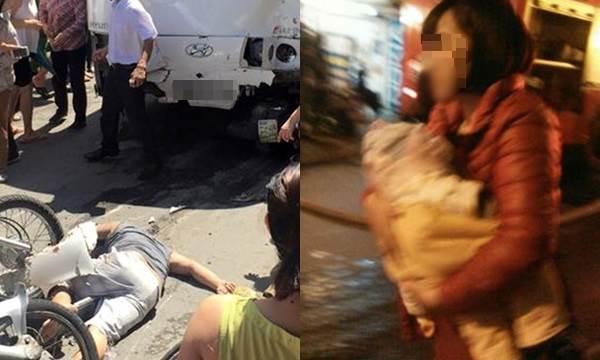 Cùng ngồi trên xe nhưng khi bị tai nạn vợ vội vã bế con bỏ chạy để chồng nằm đó với vũng máu và sự thật 2 năm sau được sáng tỏ - Ảnh 1