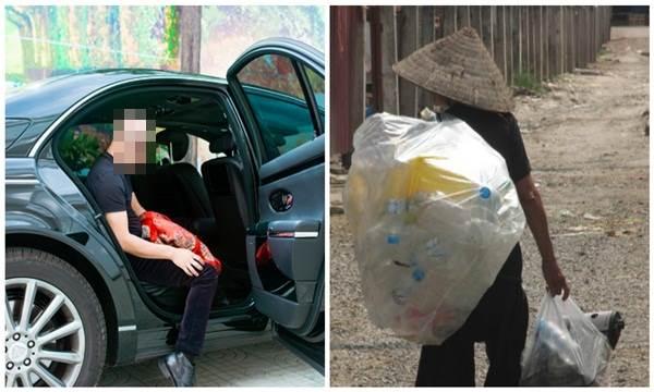 Bị cười nhạo vì có mẹ người yêu lượm rác, chàng trai lập tức bước xuống làm điều khiến ai cũng nế phục - Ảnh 2