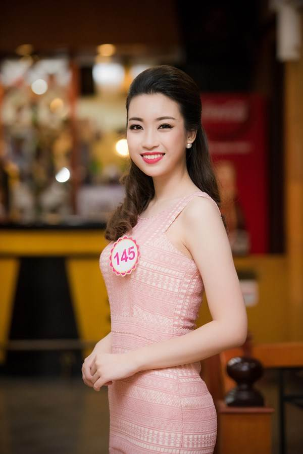 Cận cảnh nhan sắc tân Hoa hậu Việt Nam 2016 Đỗ Mỹ Linh - Ảnh 8