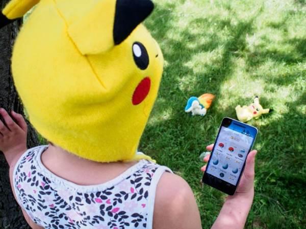 Chơi Pokemon Go hại sức khỏe thế nào - Ảnh 1