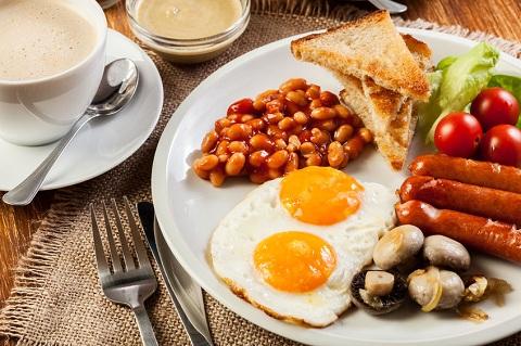 Bữa sáng: Bữa ăn giảm cân thần kì - Ảnh 1