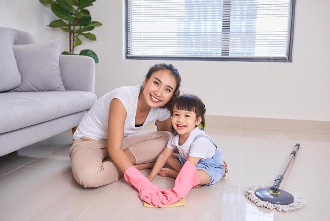 Dạy con tính tự lập từ nhỏ giúp trẻ sớm trưởng thành
