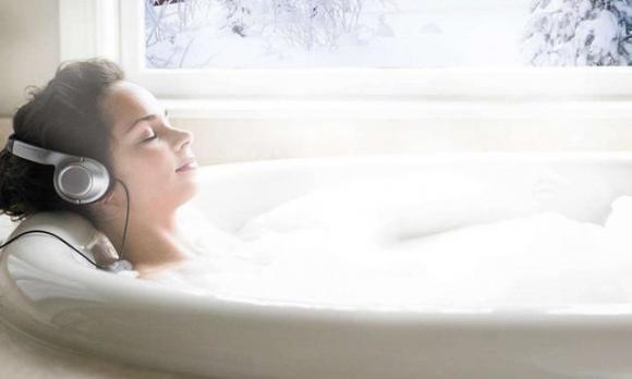 Giảm cân bằng cách tắm nước nóng tương đương với 20 phút đi bộ - Ảnh 2