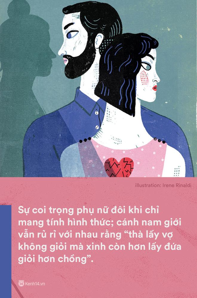 'Kiếm ít tiền hơn vợ': Một câu nói mà gợi nỗi buồn của không biết bao nhiêu ông chồng Việt - Ảnh 2
