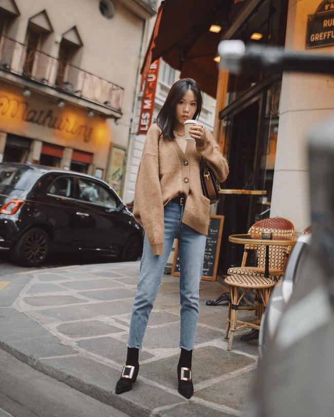 Ngắm ngay street style Châu Á tuần này để lên đồ cho mùa Thu/Đông năm nay - Ảnh 13