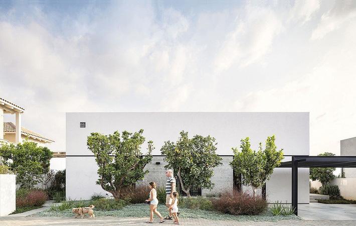 Ngôi nhà nằm giữa vùng quê yên bình với nét thiết kế cởi mở và hiện đại - Ảnh 10