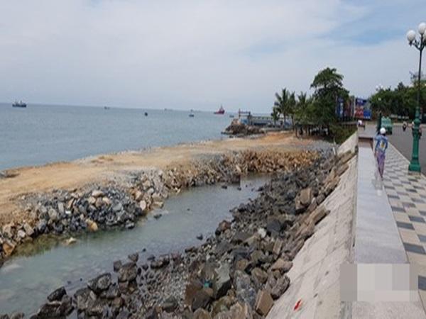 Yêu cầu rà soát dự án lấn biển xây thủy cung, nhà hàng ở TP biển Vũng Tàu - Ảnh 1