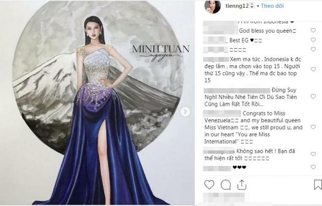 Thùy Tiên nói gì khi 'trắng tay' tại Hoa hậu Quốc tế 2018? - Ảnh 3