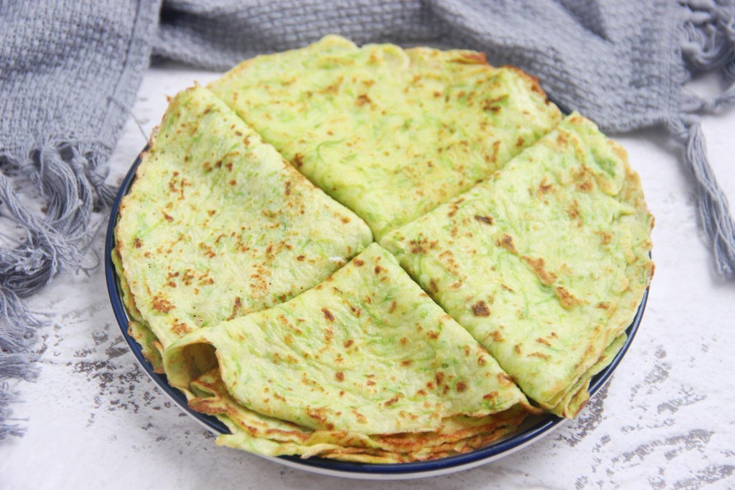 Thử ngay món bánh crepe màu xanh - nguồn bổ sung chất xơ hoàn hảo cho cả nhà - Ảnh 5