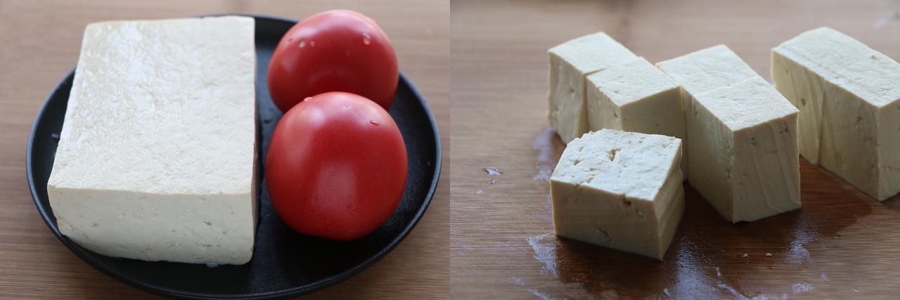 Chỉ thêm chút công sức, món đậu hũ xốt cà chua sẽ có hương vị hoàn toàn mới - Ảnh 1