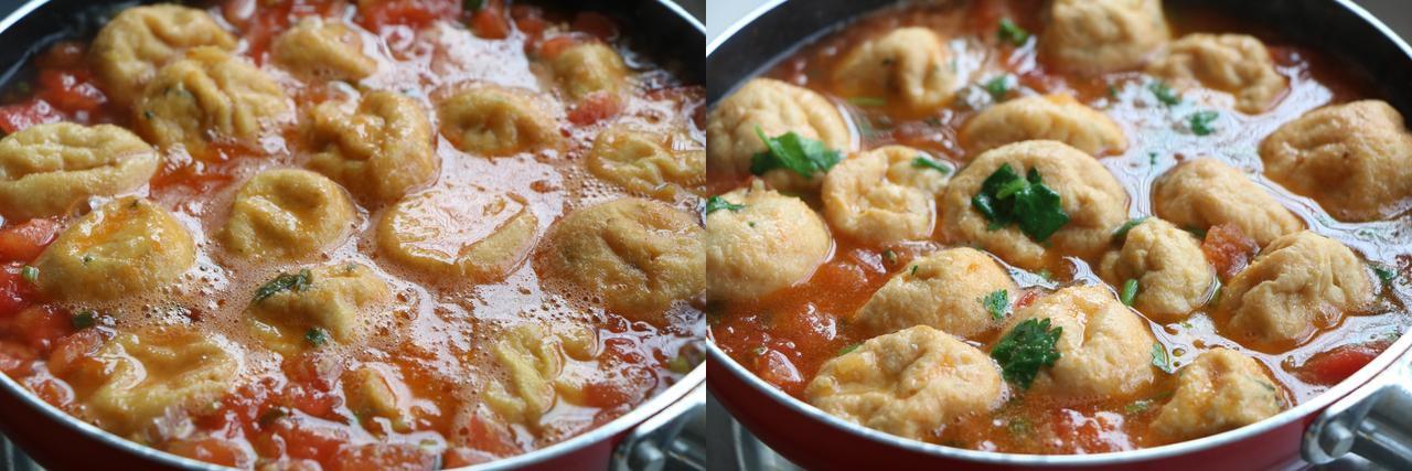 Chỉ thêm chút công sức, món đậu hũ xốt cà chua sẽ có hương vị hoàn toàn mới - Ảnh 4