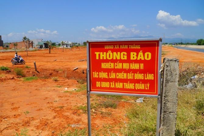 Loạn phân lô bán nền vùng ven Phan Thiết - Ảnh 2