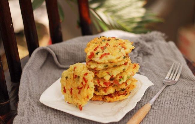 Thật bất ngờ khi món bánh cực ngon thế này lại được làm từ cơm nguội - Ảnh 6