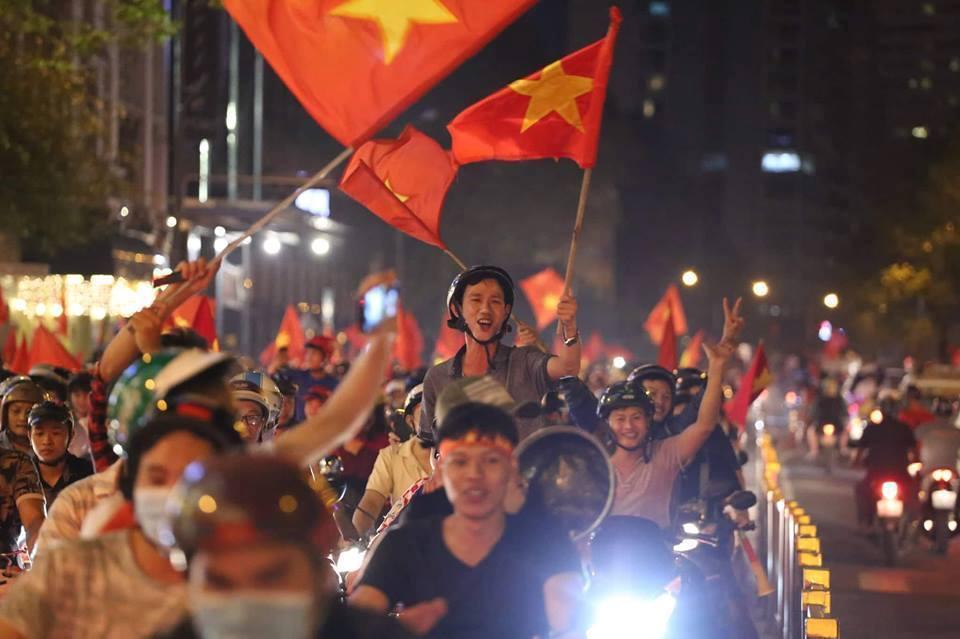 Cấm xe tải vào trung tâm Sài Gòn đêm chung kết lượt đi AFF Cup 2018 - Ảnh 1
