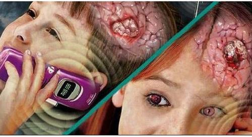 Cảnh báo: Bố mẹ cho con nghịch điện thoại từ bé, nguy cơ trẻ mắc ung thư càng cao - Ảnh 1