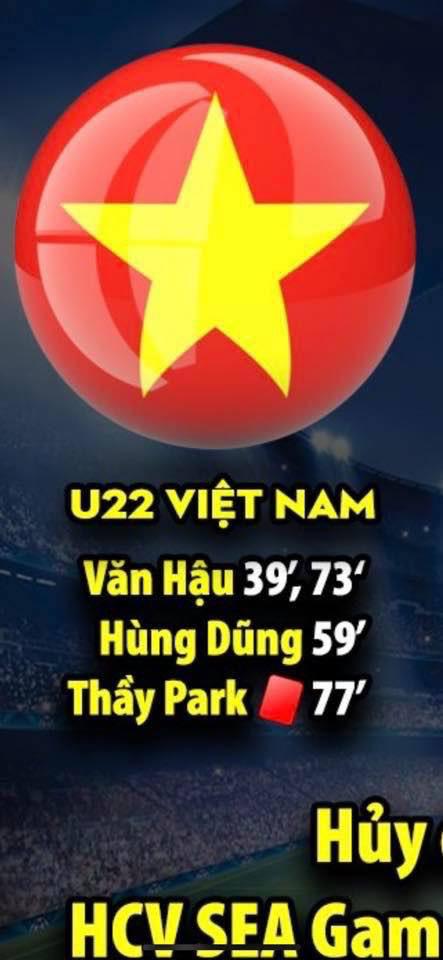'1001 ảnh chế' trở thành trending sau chiến thắng của U22 Việt Nam - Ảnh 8