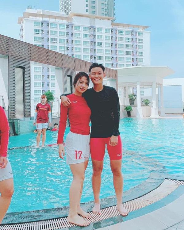 3 cầu thủ bóng đá nữ Việt Nam có nhan sắc không thua kém hotgirl - Ảnh 10
