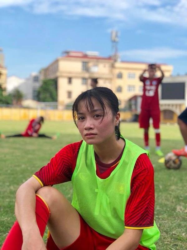 3 cầu thủ bóng đá nữ Việt Nam có nhan sắc không thua kém hotgirl - Ảnh 2