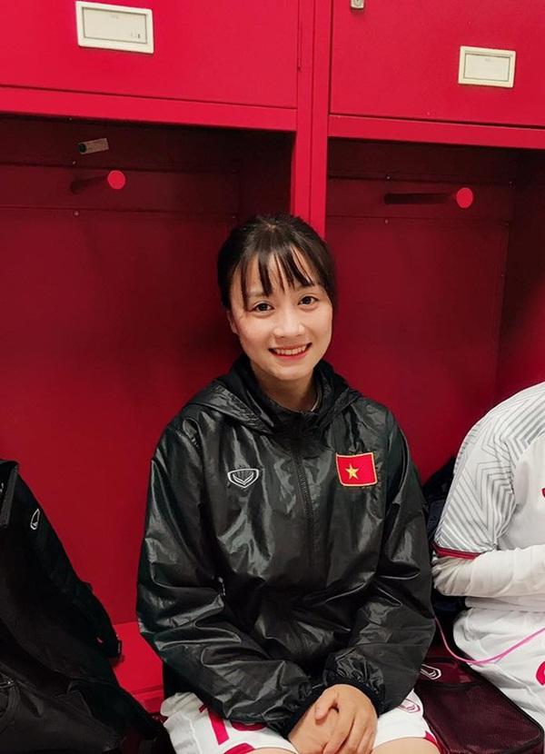 3 cầu thủ bóng đá nữ Việt Nam có nhan sắc không thua kém hotgirl - Ảnh 1