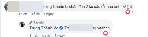 Vợ đi đẻ ngày U22 Việt Nam giành HCV SEA Games, MC Thành Trung 'quẩy' tại bệnh viện, sao Việt đua nhau đặt tên cho em bé - Ảnh 4