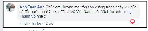 Vợ đi đẻ ngày U22 Việt Nam giành HCV SEA Games, MC Thành Trung 'quẩy' tại bệnh viện, sao Việt đua nhau đặt tên cho em bé - Ảnh 8
