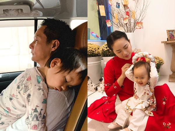 Con gái 'khủng hoảng tuổi lên 3', ông xã đại gia của Phan Như Thảo bực bội la mắng, phản ứng của cô bé khiến anh phải giật mình - Ảnh 3
