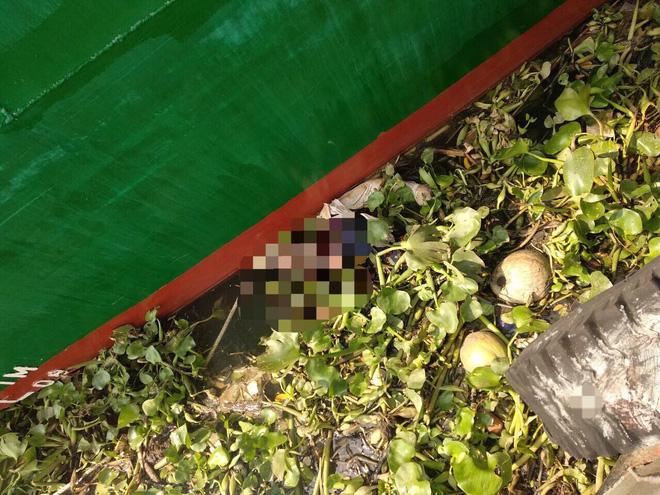 Phát hiện thi thể người phụ nữ đang phân huỷ trên sông Sài Gòn - Ảnh 2
