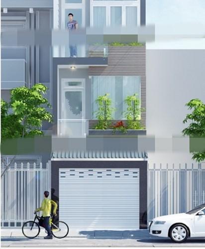 10 mẫu nhà phố 3 tầng 1 tum độc đáo nhất 2019 - Ảnh 6