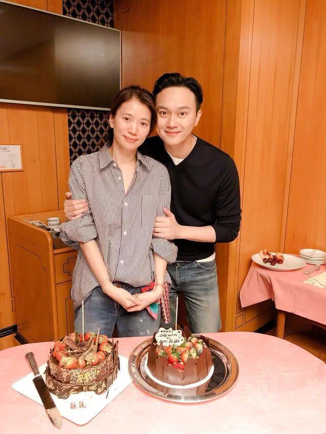 Sao Hoa ngữ bên gia đình ngày Tết, Huỳnh Hiểu Minh vẫn đóng phim - Ảnh 2