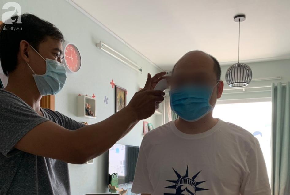 TP.HCM: Thêm một gia đình 4 người có chồng là công dân Trung Quốc bị cách ly tại nhà để phòng virus Corona - Ảnh 3