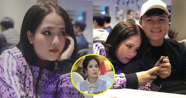"""Vừa bị tố """"đá xéo"""" Nhật Lê, bạn gái mới Quang Hải lại bị chê nhan sắc - Ảnh 1"""