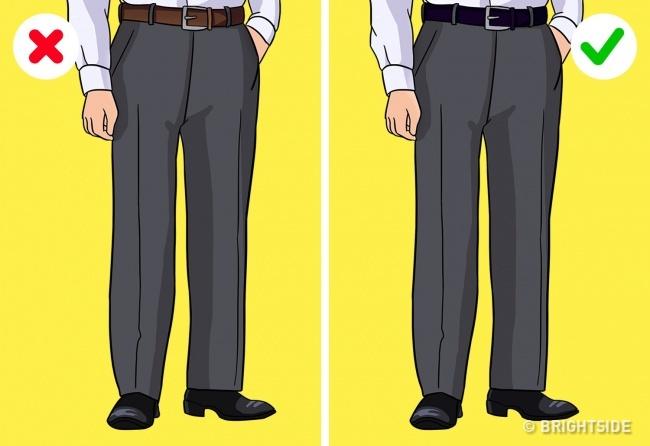 Nếu không biết 14 quy tắc thời trang cơ bản này, dù mặt đồ hiệu đắt tiền cũng chẳng sang - Ảnh 10