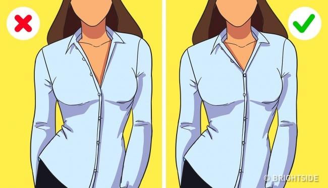 Nếu không biết 14 quy tắc thời trang cơ bản này, dù mặt đồ hiệu đắt tiền cũng chẳng sang - Ảnh 2