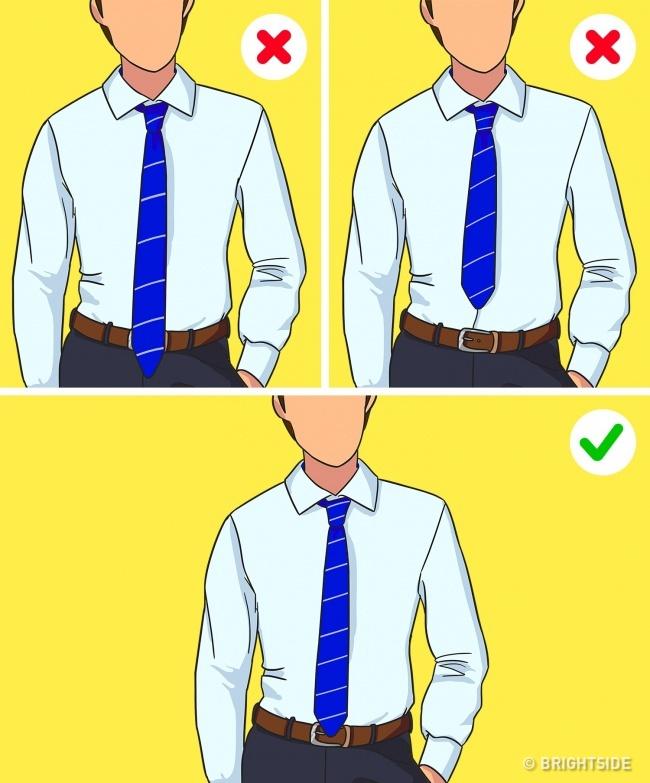 Nếu không biết 14 quy tắc thời trang cơ bản này, dù mặt đồ hiệu đắt tiền cũng chẳng sang - Ảnh 4