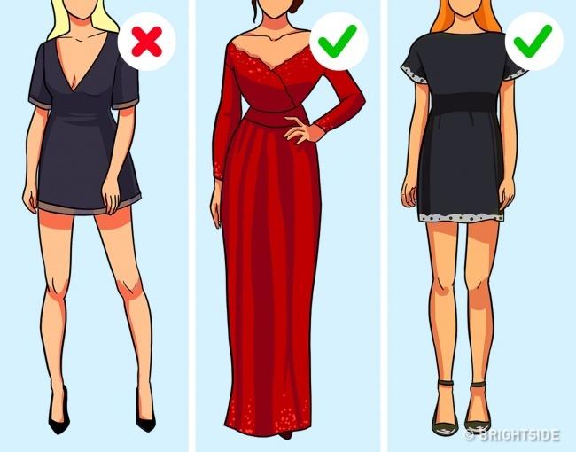 Nếu không biết 14 quy tắc thời trang cơ bản này, dù mặt đồ hiệu đắt tiền cũng chẳng sang - Ảnh 5