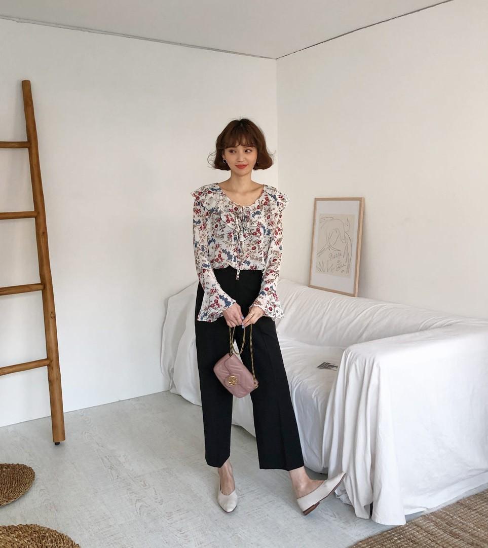 """Áo blouse """"bánh bèo chúa"""" dễ gây sốt diện rộng và 3 cách mặc bạn sẽ muốn áp dụng ngay khi trời có nắng ấm - Ảnh 6"""