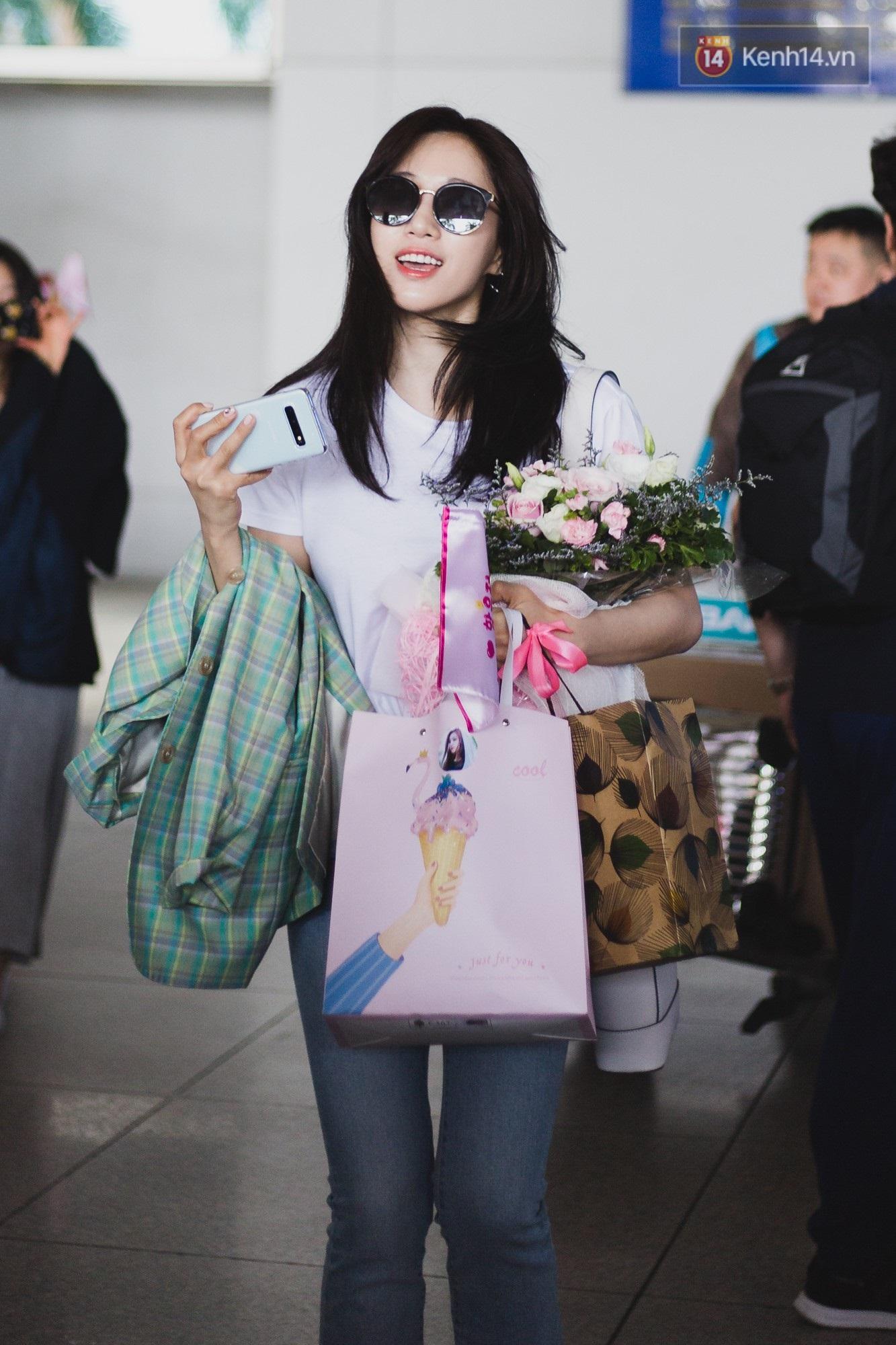 Eunjung (T-ara) khoe body nuột dù mặc giản dị tại sân bay Tân Sơn Nhất, nhưng gây chú ý hơn là thái độ của fan Việt - Ảnh 5