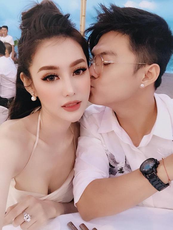 Hậu scandal với Lý Phương Châu: Lâm Vinh Hải 'kiệm lời', Linh Chi càng nói càng dại - Ảnh 4
