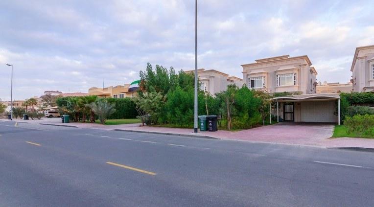 Tiết lộ khu biệt thự có giá thuê gây sốc của nhà giàu Dubai - Ảnh 1