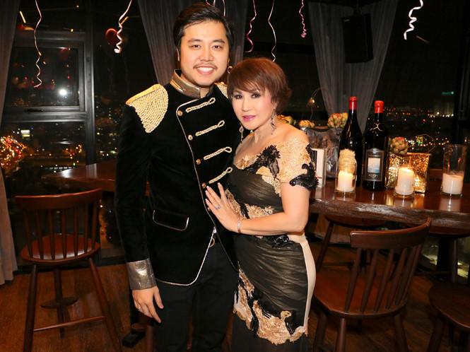 Hạ màn bản hợp đồng yêu, lộ quan hệ tình cảm thật của Vũ Hoàng Việt và bạn gái tỷ phú U60 - Ảnh 1