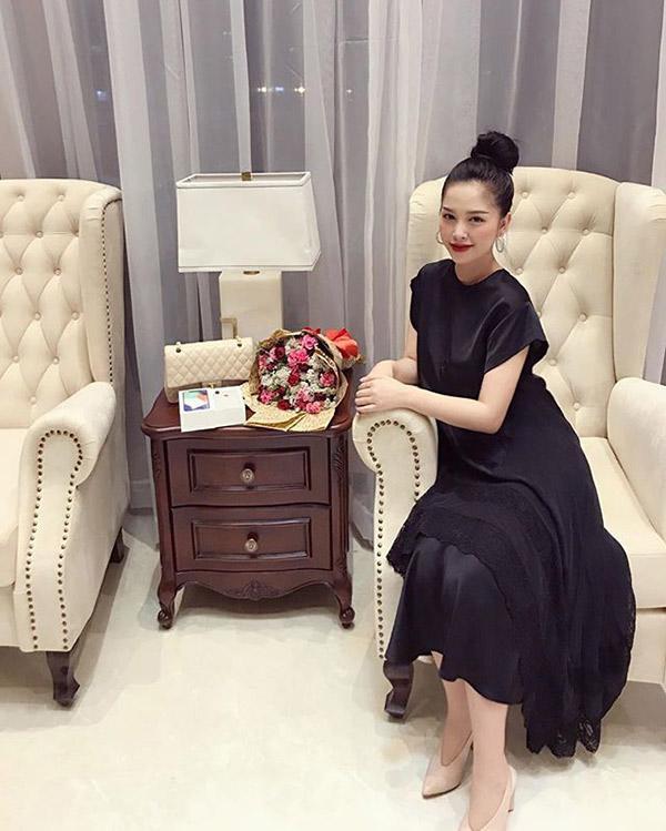 Hotgirl Trang Pilla - chị dâu Bảo Thy: Lấy lại vóc dáng là tiêu chí hàng đầu sau sinh - Ảnh 7