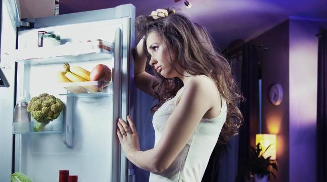 Những thói quen xấu làm béo bụng - Ảnh 1