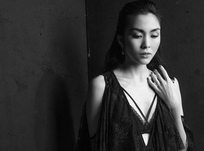 Diện váy ren sexy, Tăng Thanh Hà được khen nhan sắc đỉnh cao - Ảnh 2