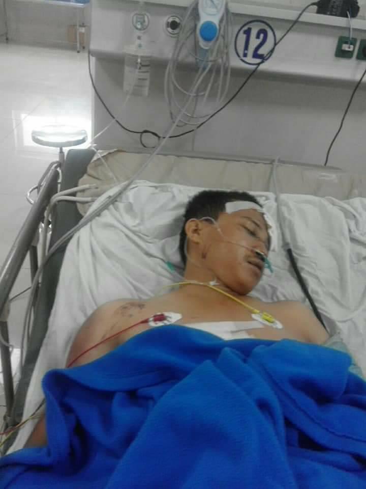 Bi kịch người đàn ông bị tai nạn sau hơn một tháng thế chấp nhà cửa vay tiền mua ô tô tải làm kế sinh nhai - Ảnh 1