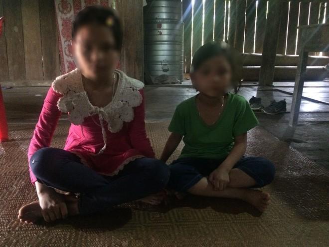 Vụ thảm án ở Cao Bằng: Xót cảnh hai con thơ mồ côi mẹ, không còn nhà để về - Ảnh 1