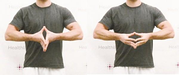 Bài tập phòng ngừa hội chứng ống cổ tay - Ảnh 1