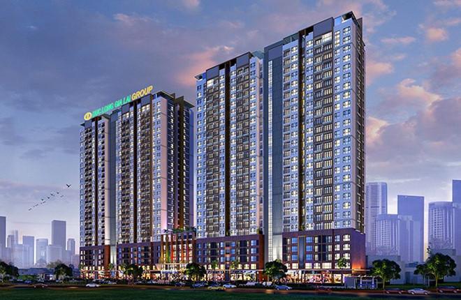 Hàng ngàn m2 đất công quận 7 biến thành chung cư cao cấp - Ảnh 1