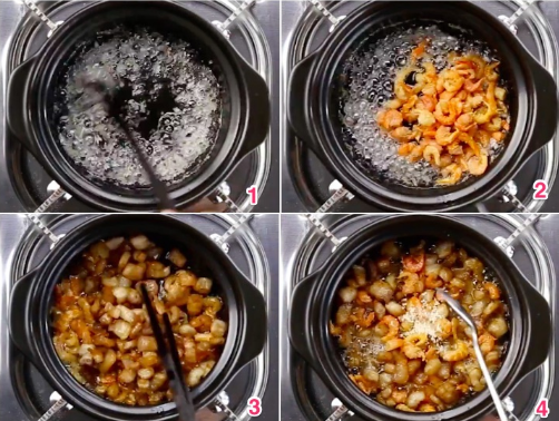 Cách làm mắm kho quẹt chấm rau củ quả luộc chuẩn vị miền Nam - Ảnh 2